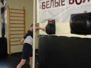 Занятия боксом для начинающих